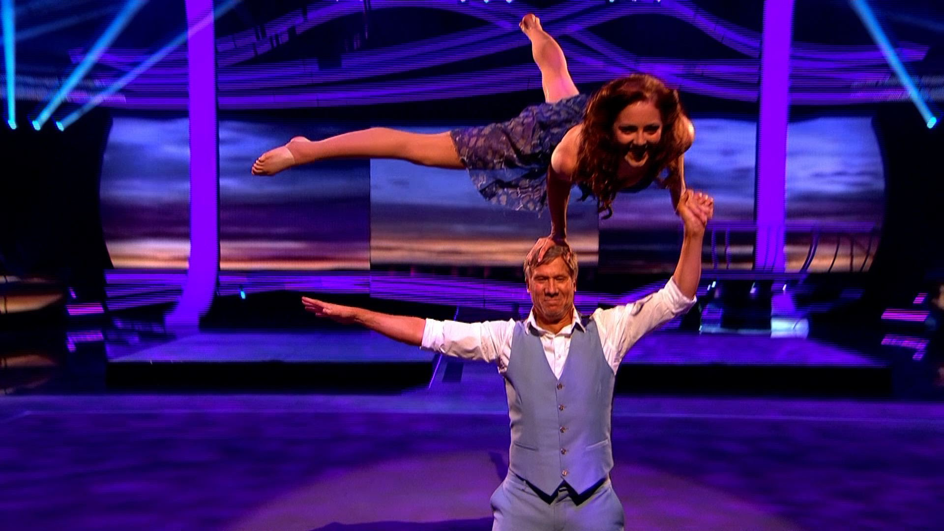 Tumble: BBC One's new Celebrity Gymnastic Circus show!