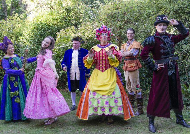 "Panto Online – ""Jack and the Beanstalk"""
